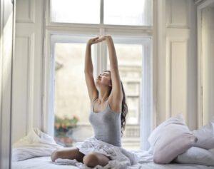 Dein Immunsystem langfristig stärken -Früh morgens