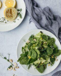 Immunsystem langfristig stärken - Grünes essen