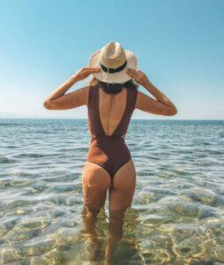 Natürlicher Sonnenschutz von innen - Im Wasser - apostolos-vamvouras